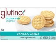 Gluten Free Vanilla Crème Cookies