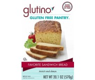 Gluten Free Pantry Favorite Sandwich Bread Mix (6 Pack)