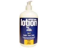 EO® Everyone Lotion For Men, Cedar and Citrus - 32 oz