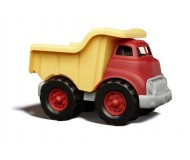 Green Toys Dump Truck, Red and Yellow