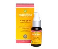 Mambino Organics Youth Glow Omega Face Serum,- 1 fl oz