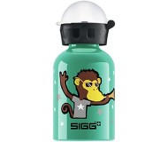 Sigg Water Bottle, Go Team Monkey Elephant, .3 Liters