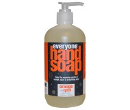 EO® Everyone Hand Soap, Orange + Spice, Limited Edition, 12.75 fl oz (377 ml)