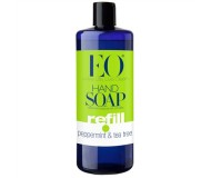 EO® Botanical Liquid Hand Soap Refill, Peppermint and Tea Tree - 32 Ounces