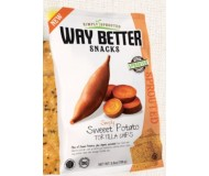 Way Better Snacks, Super Kosher Sweet Potato Tortilla Chips