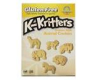 Graham Style KinniKritter Animal Cookies