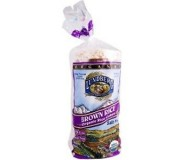 Organic Brown Salt Free rice cakes [Case of 12]