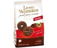 Le Veneziane GF Cookies With Chocolate & Hazelnut (15 Pack)