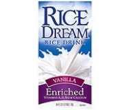 Rice Dream Enriched, Vanilla, 64 Oz