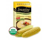 Imagine Organic Creamy Harvest Corn Soup, Light Sodium