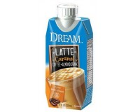 Almond Dream Latte, Caramel -  11 Oz. (12 Per Case)