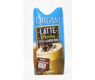 Almond Dream Latte, Mocha -  11 Oz. (12 Per Case)