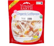Yummy Earth Family Size Organic Drops Pouch, Mango Tango Drops