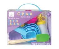 The Little Cook, Pastel Cupcake Baking Kit