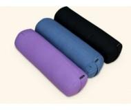 Wai Lana, Cylindrical Yoga Bolster, Blue