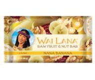 Wai Lana Raw Fruit & Nut Bar, Nana Banana