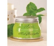 Wai Lana Yogaroma, Exfoliating Body Scrub, Mint & Eucalyptus