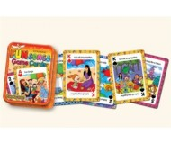 Wai Lana Little Yogis, Fun Songs Game Cards