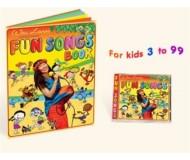 Wai Lana Little Yogis, Fun Songs CD & Lyrics Book