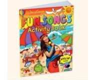 Wai Lana Little Yogis, Fun Songs Activity Book