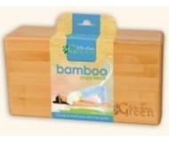 Wai Lana Green, Bamboo Yoga Block