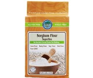 Authentic Foods Sorghum Flour, Superfine, 3 Lbs.