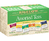 Bigelow Tea, Assorterd Herb Teas, 6 Flavors