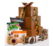 Boo! Halloween Gluten Free Gift Tower