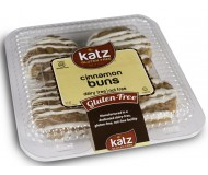 Katz Gluten Free Cinnamon Buns, 10 Oz. (Case of 6)