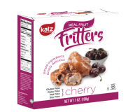 Cherry Fritters