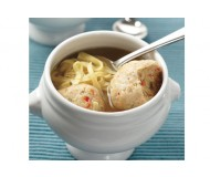 Wholesome Chicken Ball Soup