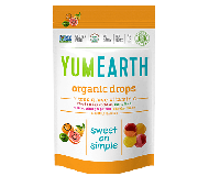 Yummy Earth Organic Candy Pouch, Vitamin C Citrus Grove Drops