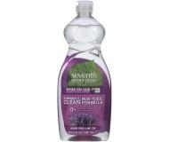 Seventh Generation Natural Dish Liquid, Lavender, 25 oz [Case of 12]