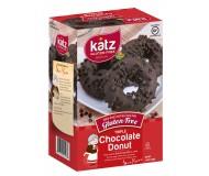 Katz Gluten Free Triple Chocolate Donuts, 14 oz (Case of 6)