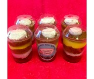 Gluten Free Cupcake Cups, Dye Free (6 Pack)