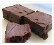 Gluten Free Brownie Cake