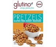 Glutino Gluten Free Honey Mustard Pretzels, 6 oz [6 pack]