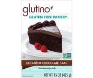 Decadent Chocolate Cake Mix
