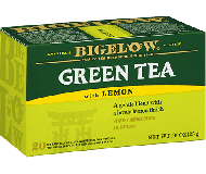Bigelow Tea, Green Tea With Lemon