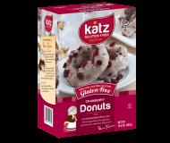 Katz Gluten Free Cranberry Donuts, 10.5 Oz [6 Pack]