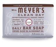 Mrs. Meyer's Clean Day Daily Bar Soap, Lavender, 5.3 Oz