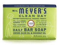 Mrs. Meyer's Clean Day Daily Bar Soap, Lemon Verbena, 5.3 Oz