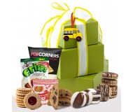 Shop online gluten free gift towers baskets gift boxes at lots of luck on the new school year gluten free gift tower negle Image collections