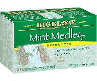 Bigelow Tea, Mint Medley Herb Tea