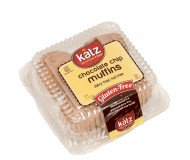 Katz Gluten Free Chocolate Chip Muffins (Case of 6)