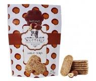 Nutterly Hazelnut Cookie Snaps, 3.5 Oz [Case of 10]
