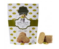 Nutterly Pistachio Cookie Snaps, 3.5 Oz [Case of 10]