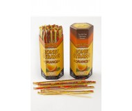 Honey Acres Honey Straws, Orange Flavor, 100 Straws