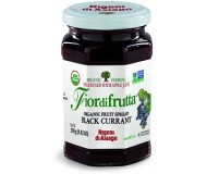 FIORDIFRUTTA JAM JAR, BLACK CURRANT