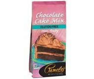 Pamela's Gluten Free Chocolate Cake Mix, 21 Oz [6 Pack]